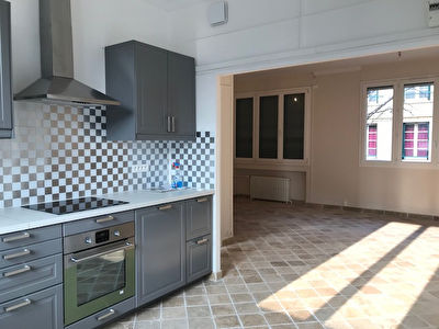 APPARTEMENT F3  A LOUER